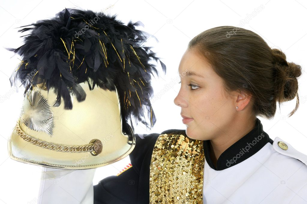 Band leader — Stock Photo #6118115