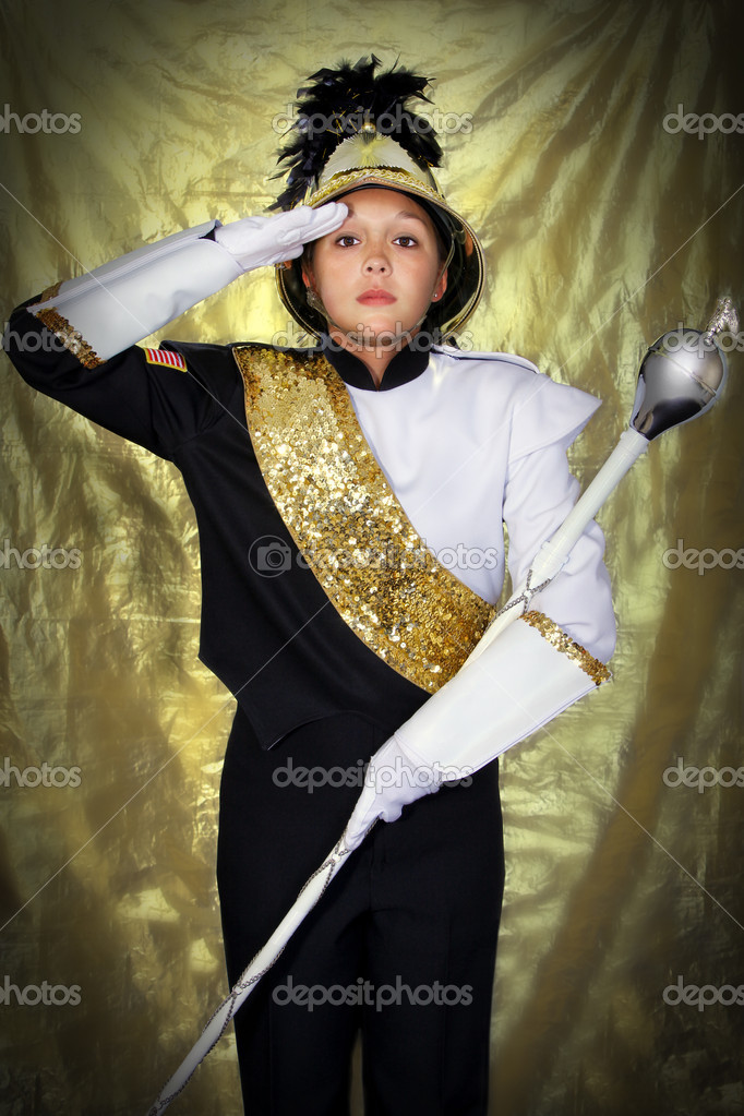 Band leader — Stock Photo #6118122