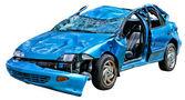 Broke car — Stock Photo