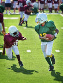 Youth football — Stock Photo
