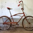 Old bike — Stock Photo #6155624