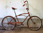 Old bike — Stock Photo