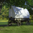 Stock Photo: Covered Wagon
