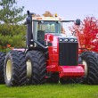 Stock Photo: Farm tractor