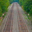 Train track — Stock Photo #6214234