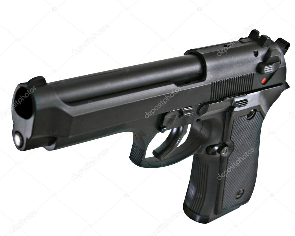 Weapon — Stock Photo #6271685