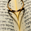 Ring in the Bible — Stock Photo #6299013