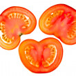 Royalty-Free Stock Photo: Slices of tomato