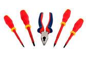 Working-tools — Stockfoto
