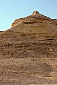Bergen in woestijn — Stockfoto