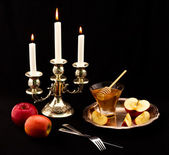 Jewish holiday — Stock Photo