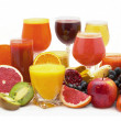Stock Photo: Fruit juice