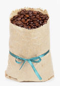 Coffee package — Stock Photo