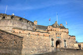 Edinburgh Castle — Stockfoto