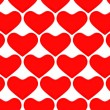 Hearts texture — Stock Photo