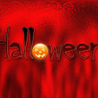 Halloween bakcground - Stockfoto
