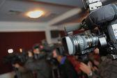 Videocamera — Stock Photo