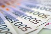 500 Euro money banknotes — Stock Photo
