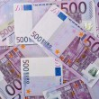 500 Euro money banknotes — Stock Photo #6687445