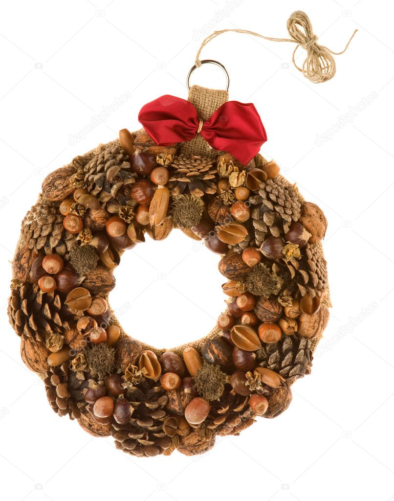 Serbian decoration wreath   Stock Photo #6210929