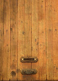 Door Texture — Stock Photo