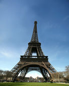 HD view of eiffel tower - france — Stock Photo
