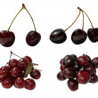 Cherry ,cherries — Stock Photo