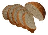 黑面包 — 图库照片