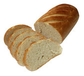 Bread cut — Stock Photo