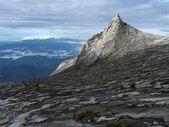 South Peak on Mount Kinabalu, tallest mountain in South East Asia — Stock Photo
