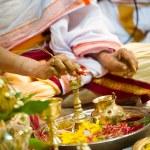 Hindu Indian wedding ceremony — Stock Photo #6218265