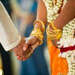 Hindu Indian wedding ceremony — Stock Photo #6218319