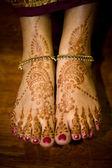 Hindu Indian wedding ceremony — Stock Photo