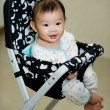 Six month old South East Asian Chinese baby girl — Stock Photo #6362040