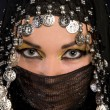 Stock Photo: Arabic girl