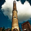 Stock Photo: Old power station in Lodz-Poland Ec1