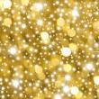 Stock Photo: Background gold and stars