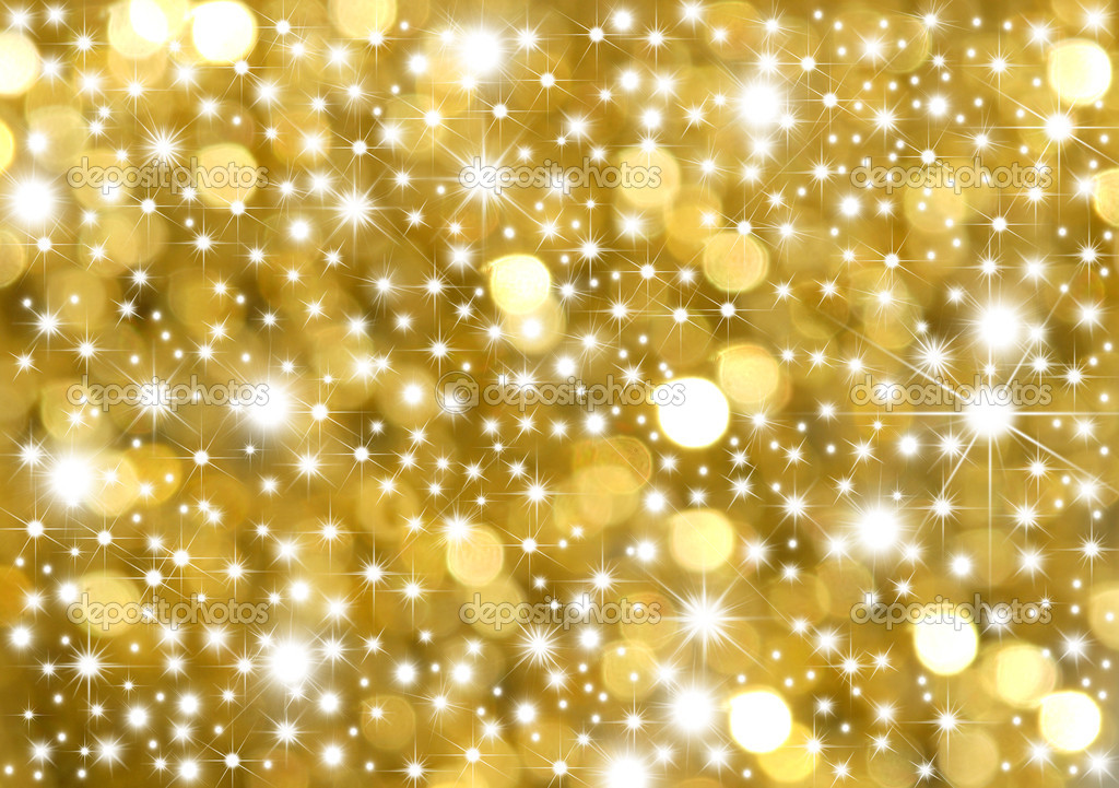 Gold Lights Backgrounds Golden background lights and