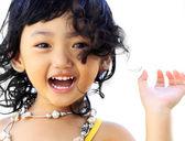亚洲女孩 — 图库照片