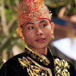 Bali groom - Stock Photo