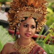 Bali bride — Stock Photo