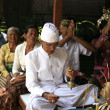 Indonesian wedding - Stock Photo