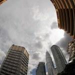 Petronas, Twin Towers — Stock Photo #6157305
