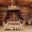 Luxurious bed — Lizenzfreies Foto