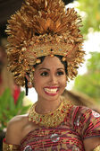 Sposa indonesiana — Foto Stock