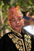 Bali groom — Stock Photo