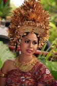 Bali bride — Stock Photo