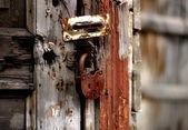 Old lock — Stock Photo
