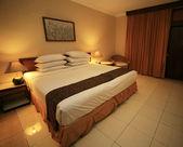 Nice bedroom — Stock Photo