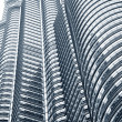 Petronas Twin Towers — Stock Photo #6166303